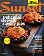 Sunset Magazine Oct.2010
